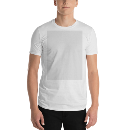 Camiseta Algodão Base Front